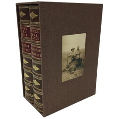 African Games Trails Signed Limited Edition by Theodore Roosevelt, 1910