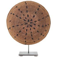 African Makenge Zambian Coiled Handwoven Wedding Basket II