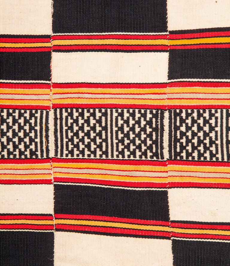 Tribal African Mali Tent Hanging, First Half of the 20th Century For Sale