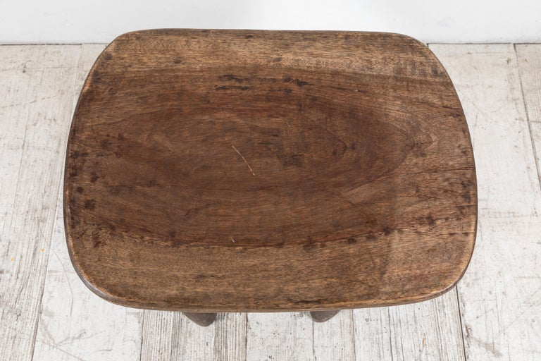 African Senufo Stool from Mali For Sale 7