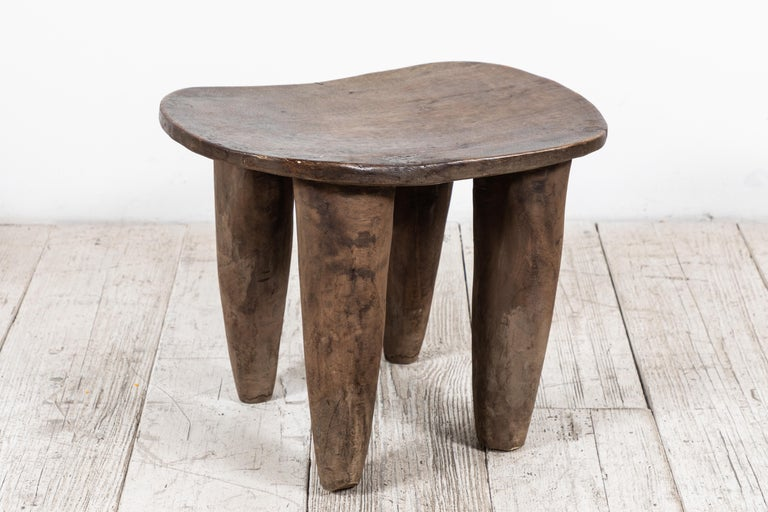 Late 20th Century African Senufo Stool from Mali For Sale
