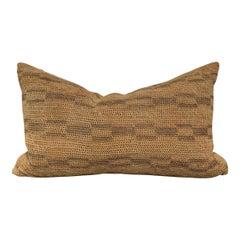 African Trader's Bag Pillow