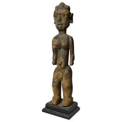 African Tribal art Rare Himbi Fetish Figure Benue River Nigeria