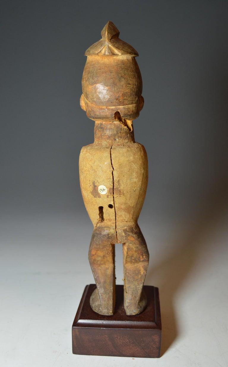 African Tribal Teke Figure Ex Sothebys For Sale at 1stdibs