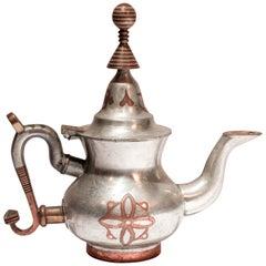 African Tuareg Teapot Mauritania