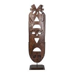 African Vintage Wood Carving