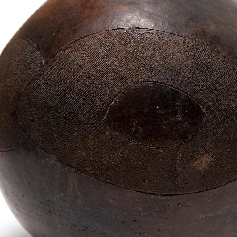 20th Century African Zulu Ukhamba Beer Vessel