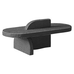 After Ago Central Table by Richard Yasmine