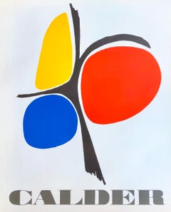 Vintage Alexander Calder circa mid 70s (Calder prints)