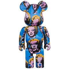 Andy Warhol Marilyn Bearbrick 400% Companion (Warhol BE@RBRICK 400%)