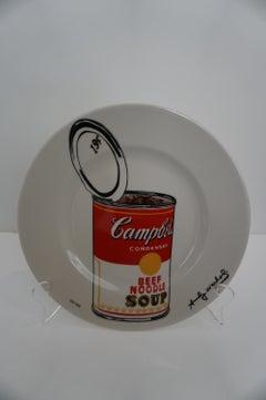 Beef Noodle Soup (plate)