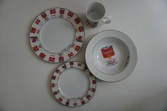 Campbell Soup Set