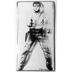 Elvis (Rectangular tray)