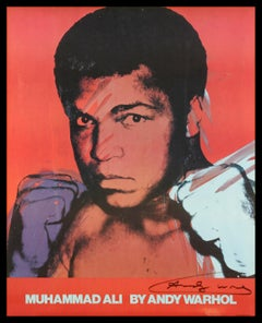 'Muhammad Ali' - Exhibition Poster