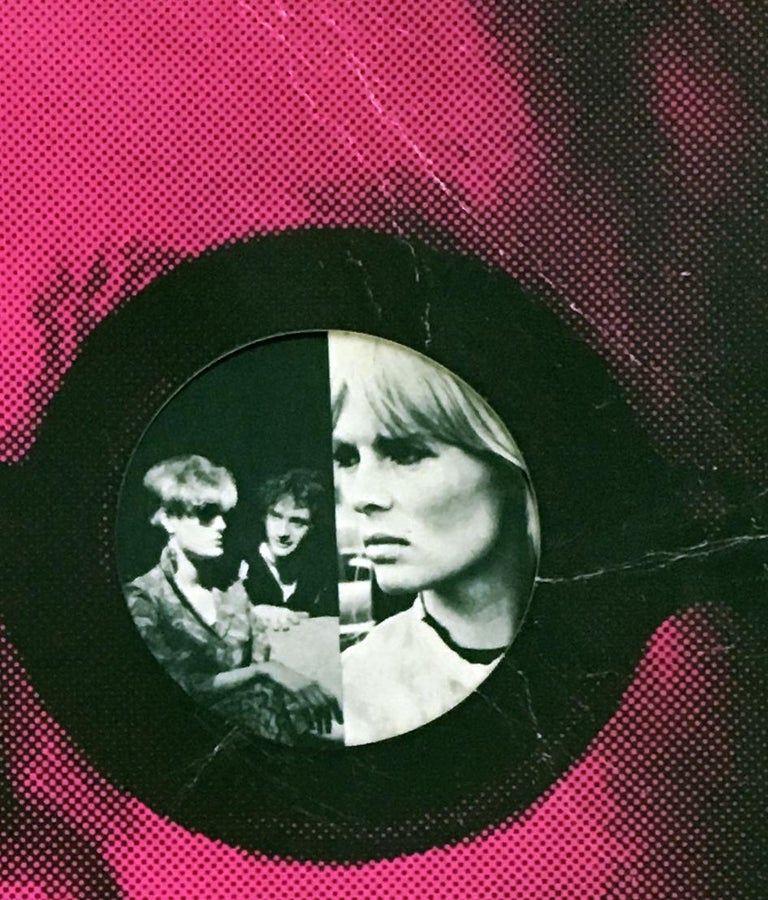Original 1960s Andy Warhol Films promo card (60s Warhol)  - Pop Art Print by (after) Andy Warhol