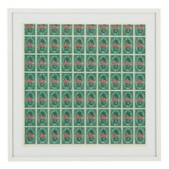 S & H Green Stamps After Andy Warhol Mailer Invitation