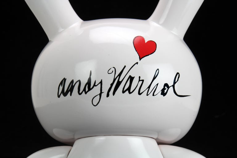 Andy Warhol Foundations Kid Robot