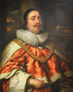 Portrait of Sir Edward Littleton, First Baron Lyttleton