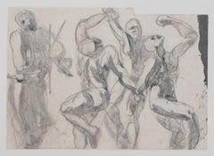 Dance - Etching, 1897
