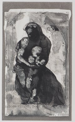 Dante - Etching, 1897