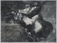 The Strength - Etching, 1897 (Goupil, Limited to 125 copies)