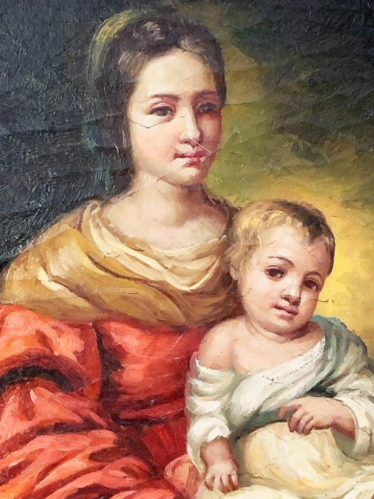 Hand-Painted After Bartolomé Esteban Murillo