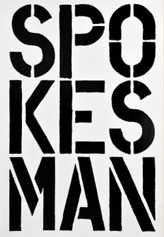 Christopher Wool, 'Page From Blackbook', 1989