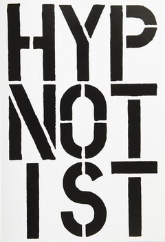 Christoper Wool, 'Page From Blackbook', 1989