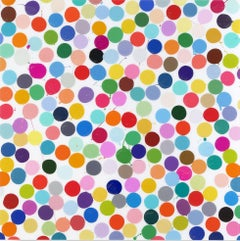 Claridges (H5-4) Signed by Damien Hirst, Edition 100