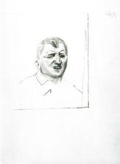 Self-Portrait, 2001 - Framed Print