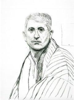 Self-Portrait, March 3 - Framed Print