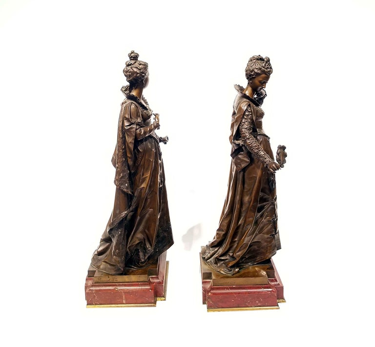 19th Century After Eutrope Bouret, French For Sale
