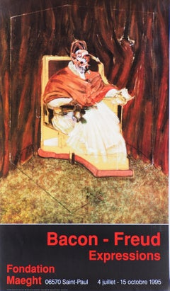 The Pope - Vintage Poster