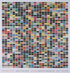 1025 Colors (1025 Farben) Exhibition Poster