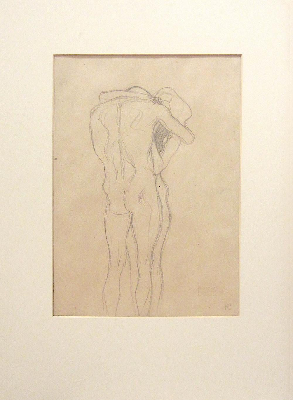 Untitled I.V, Gustav Klimt