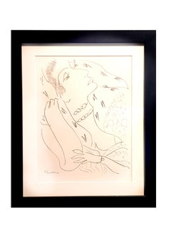 Henri Matisse (After) - Lithograph - Woman