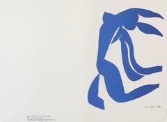 La Chevelure-Color Lithograph - 2007 - Henri Matisse
