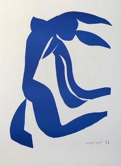 La Chevelure - Color Lithograph - 2007 - Henri Matisse