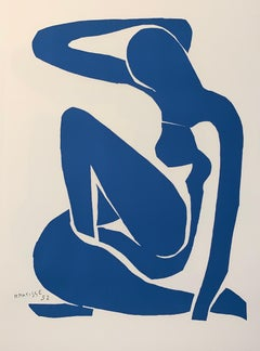 "Portfolio - les Nus "" the Nudes""- 7 pieces Lithograph - 2007 - Henri Matisse"