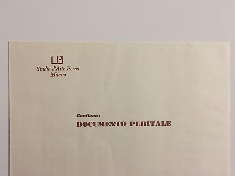 After Henri Matisse Ragazza Che Salta La Corda 'Rope Jumping Girl', Certificate For Sale 1