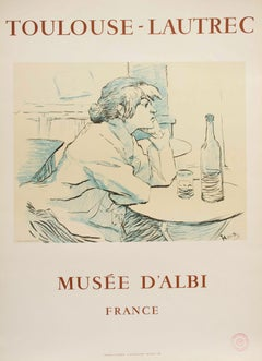 Musee D'Albi Poster