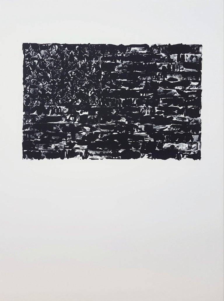 Flag I - Print by (After) Jasper Johns