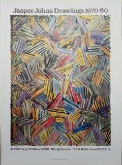 Jasper Johns Drawings 1970-80