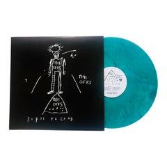 The OFFS 35th Anniversary Vinyl Album, Cover Art by Jean-Michel Basquiat