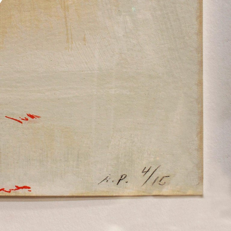 'After' Jean-Michel Basquiat, Per Capita, from Portfolio 1, 1983-2001 In Excellent Condition For Sale In New York, NY