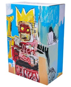 Basquiat 400% Bearbrick Companion (Basquiat BE@RBRICK)