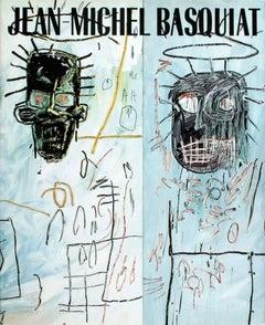Basquiat at Vrej Baghoomian (exhibition catalog)