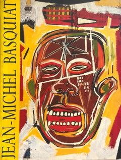 Basquiat Marseille exhibition catalog 1992
