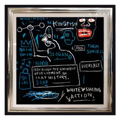 (After) Jean-Michel Basquiat - Rinso, from Portfolio 1, 1983/2001