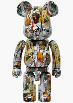 Basquiat Bearbrick 200% Companion (Basquiat BE@RBRICK)